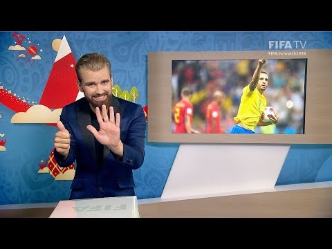 FIFA WC 2018 - BRA vs. BEL – for Deaf and Hard of Hearing - International Sign