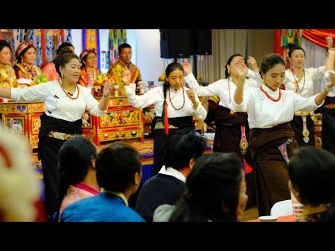 Tibetan Wedding dance Minnesota