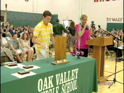 Oak Valley Middle School Honors