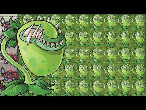 Plants vs. Zombies 2 CHOMPER vs BOSS GARGANTUAR ZOMBIES! - Лучшие ...