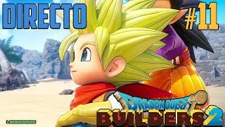 Vídeo Dragon Quest Builders 2