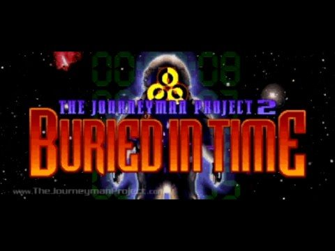 The journeyman project 2 buried in time high quality for Buried in time
