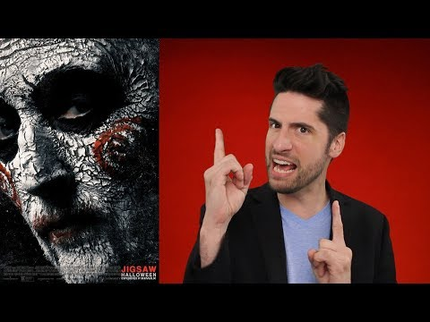 Jigsaw - Movie Review
