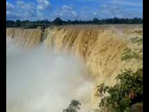 Chitrakot waterfall BASTAR  CHHATTISGARH