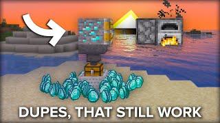 6 Minecraft Duplication Gliтches That Still Work