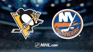 Pittsburgh Penguins vs New York Islanders | Dec.10, 2018 | Game Highlights | NHL 2018/19 | Обзор