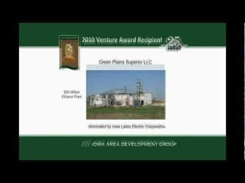 2010 Venture Awards - Green Plains Superior LLC