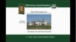 2010 Venture Awards - Green Plains Superior LLC