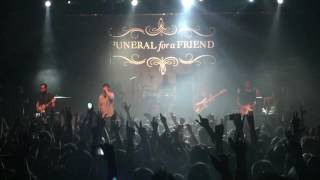 Funeral For A friend - History (Final Live Song at O2 Forum Kentish Town London) 21/05/16
