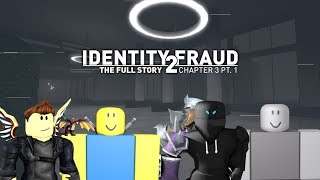 ROBLOX Fraude d'identité 2 Chapitre 3 WALKTHROUGH (EARLY ACCESS) Partie 1/2