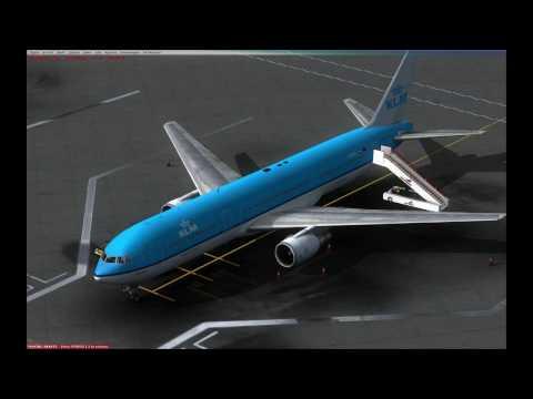 [FSX Boxed] Captain Sim 767 Baltimore to Albuquerque