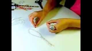 Elegant Foot Jewelry - FREE IDEA FROM SUNSHINE CRAFTS