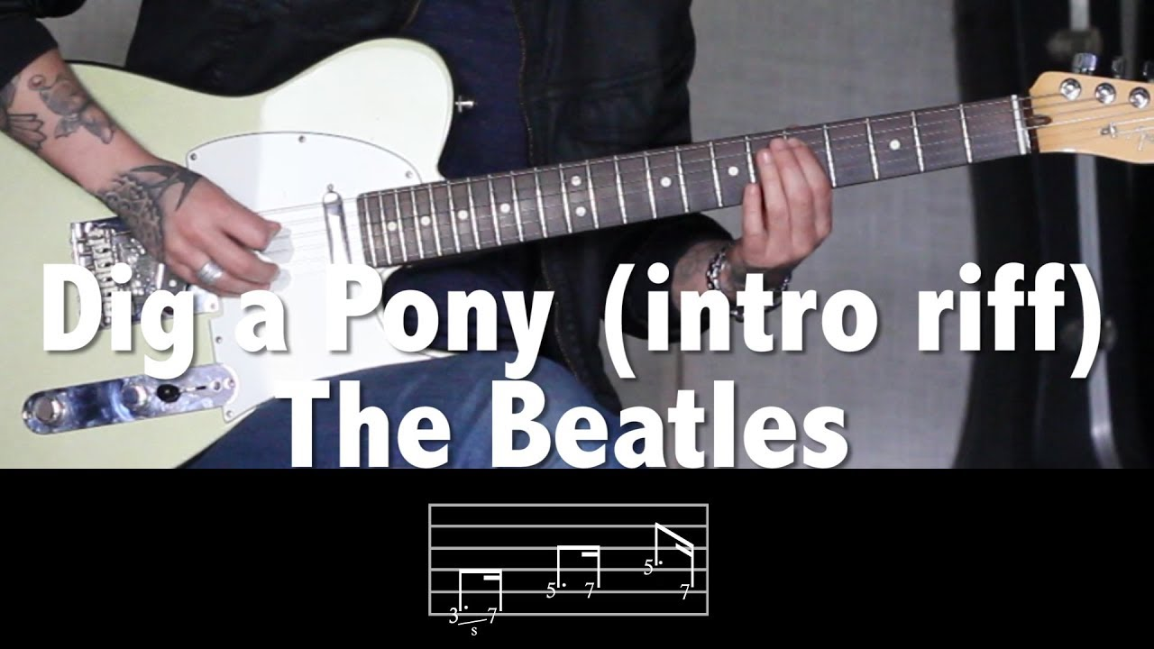 How to play the intro to dig a pony the beatles with tab jen how to play the intro to dig a pony the beatles with tab jen trani hexwebz Image collections