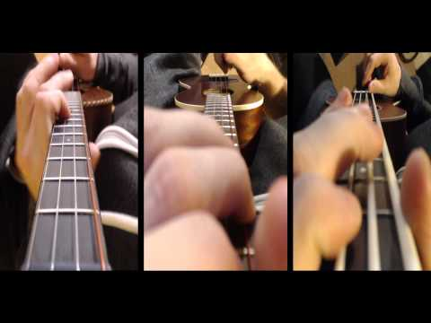 In The Mood ukulele cover