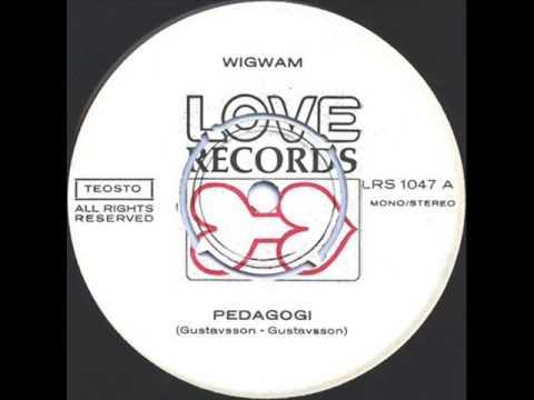 Wigwam – Pedagogi ( 1970, Prog Rock, Finland )