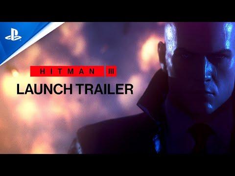 HITMAN 3   Bande-annonce de lancement   PS5, PS4, PlayStation VR