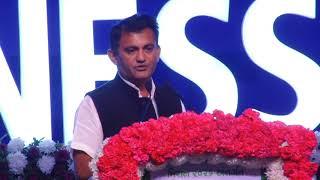 Shree Pareshbhai Dhanani's speech at Global Patidar Business Summit | GPBS 2018