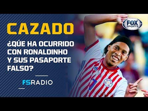 ¿Qué pasó con Ronaldinho y sus problemas migratoros?