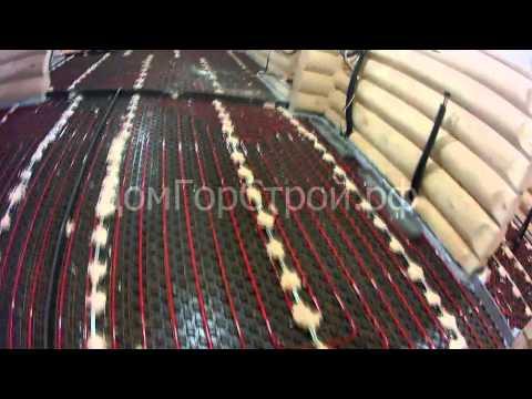 видео: Подготовка к заливке стяжки на водяной теплый пол