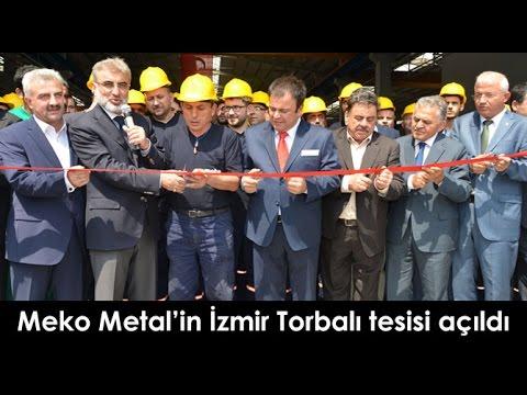 Meko Metal Açılış Töreni
