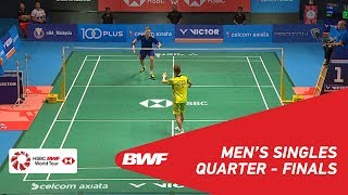 Download lagu MS Viktor AXELSEN vs LEE Chong Wei BWF 2018 MP3