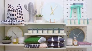 How To Do Visual Merchandising Using Candles & Cushions