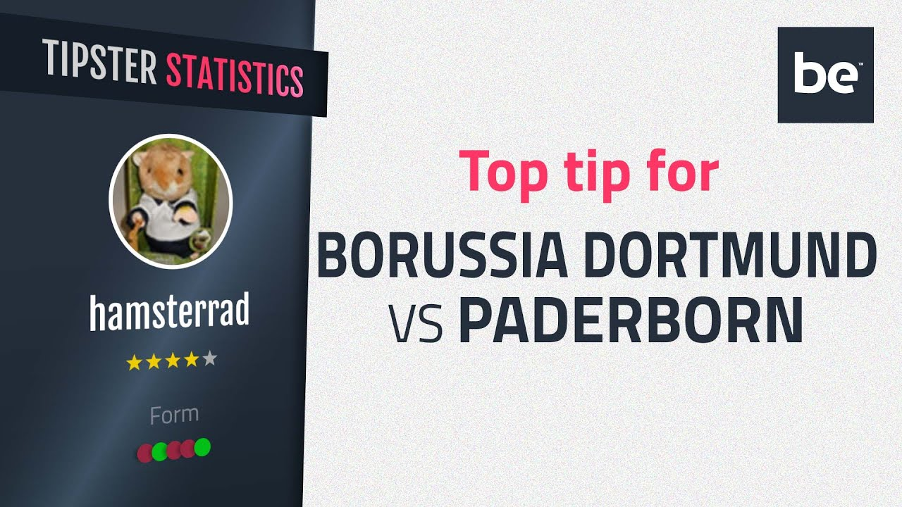 Paderborn-borussia dortmund betting expert football cryptocurrency symbols on iphone