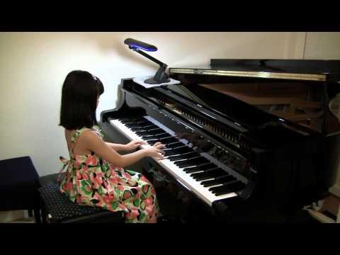 Mozart Piano Sonata in B flat major K570 1st mvt