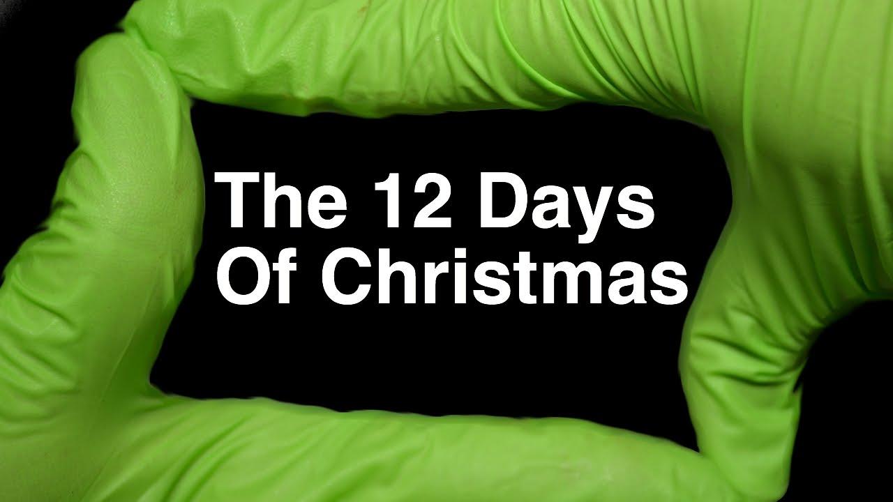 Parodies - Twelve Days of High School - A Twelve Days of ...