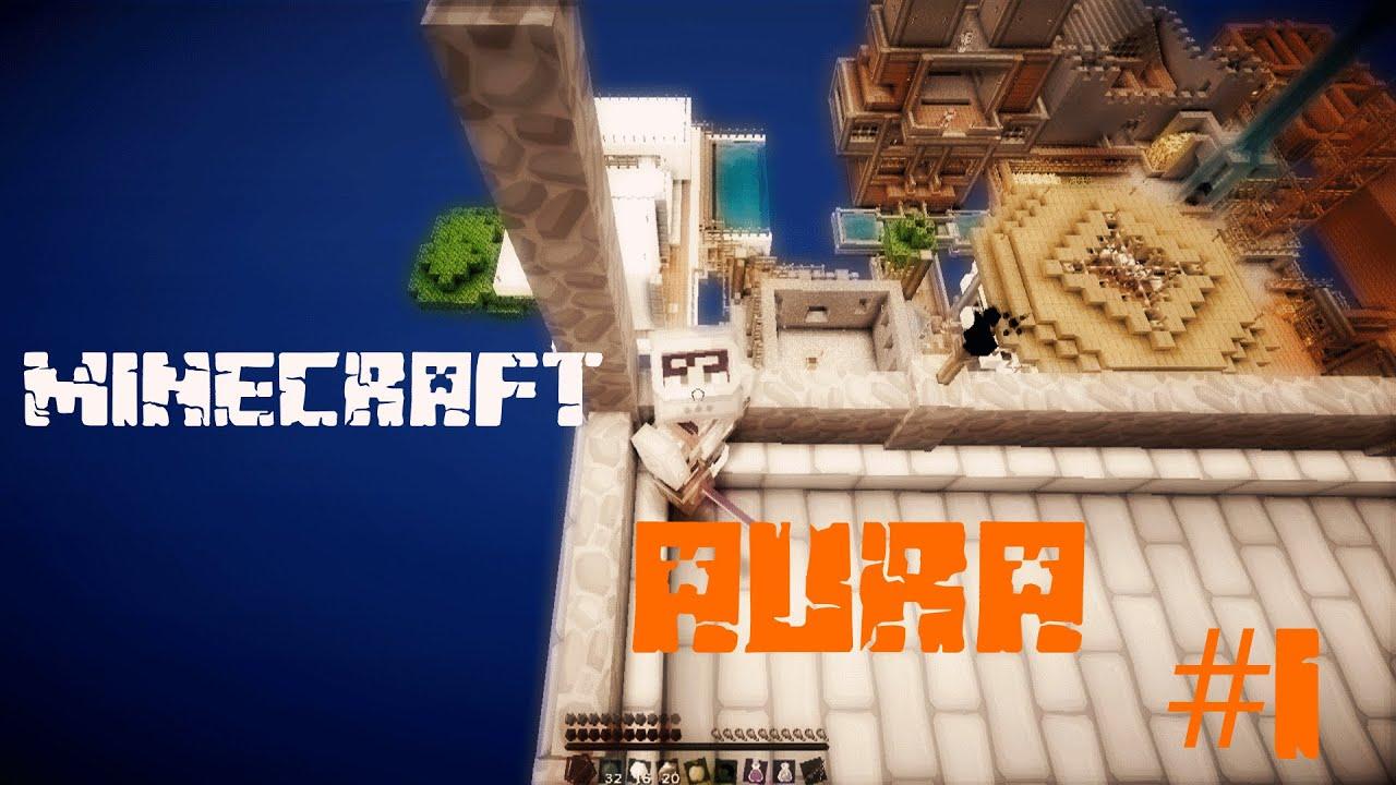 Aura 1 n chste projekte minecraft server youtube - Minecraft projekte ...
