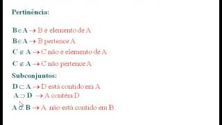 06 Conjunto pode ser Elemento ou subconjunto