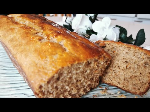 ~pain-d'-Épices-~😍👍-avec-moins-de-sucre,-délicieux-et-facile-|recettes-&-diététique