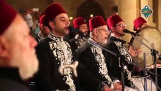 قناة الناس   طالما أشكو غرامى يا نور الوجود - إنشاد فرقة المرعشلي