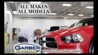 Garber Buick Collision Center in Saginaw Michigan