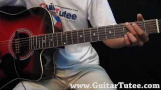 Taylor Swift - Today Was A Fairytale, by www.GuitarTutee.com