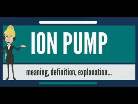what-is-ion-pump?-what-does-ion-pump-mean?-ion-pump-meaning,-definition-&-explanation
