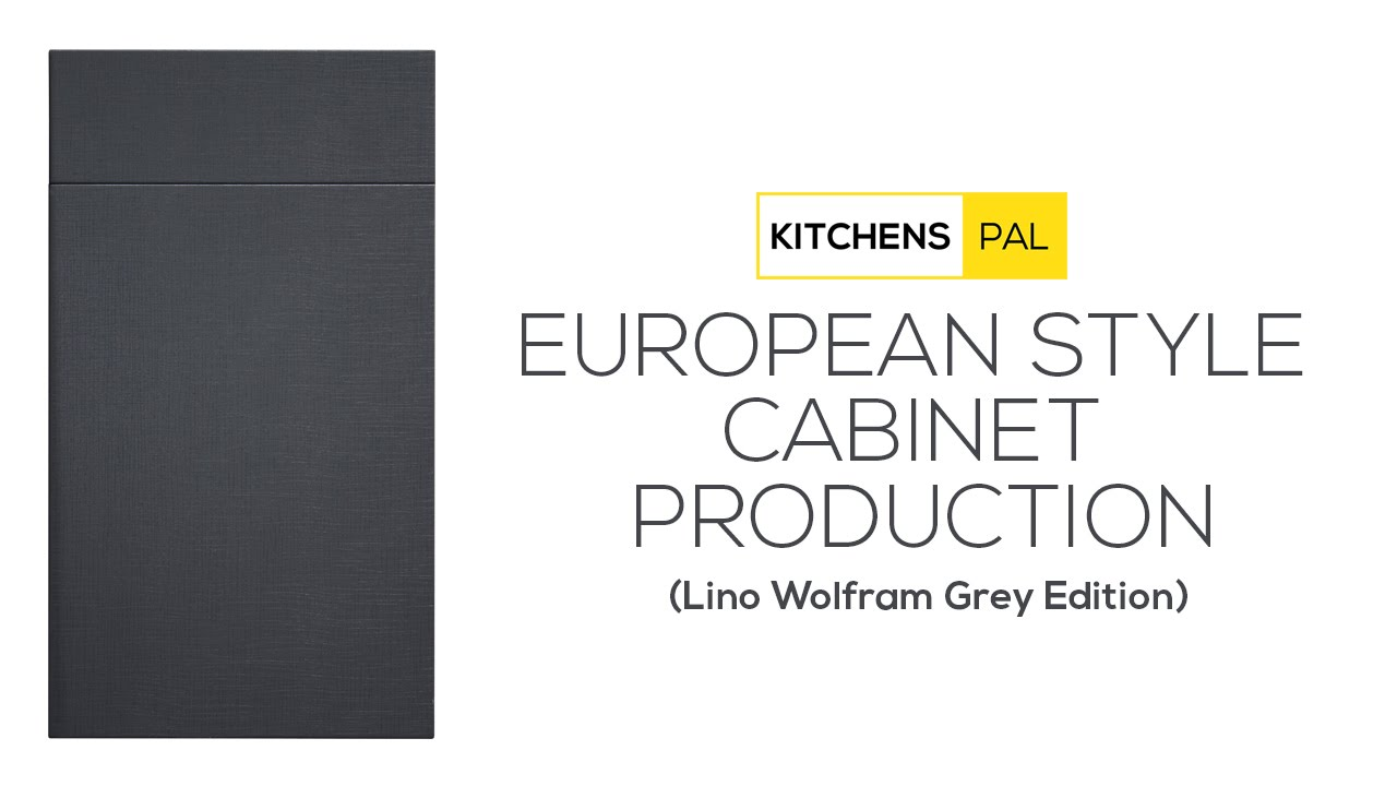 Contemporary Flat Panel Cabinet Doors Design