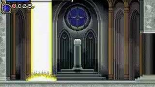 """warp glitch"" Castlevania: Circle of the Moon GBA in 05:34"
