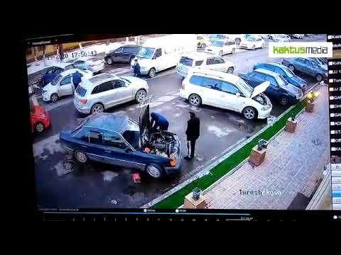 Ветеран ГСБЭП попал в мелкое ДТП, а потерпевший на Ravon Nexia требует 100 тыс. сомов