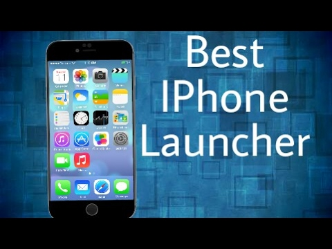 Best IPhone Launcher | All Features In One App |