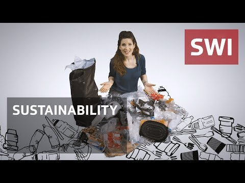 Why don't the Swiss recycle more plastic?
