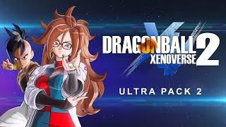 DRAGON BALL XENOVERSE 2 - Ultra Pack 2 Launch Trailer