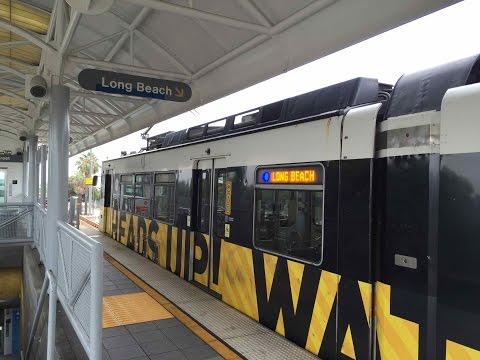 Metro Blue Line—7th Street/Metro Center to Compton Station