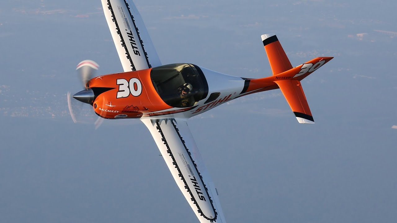 Norfolk pilot sets record for airplane racing | Other Sports