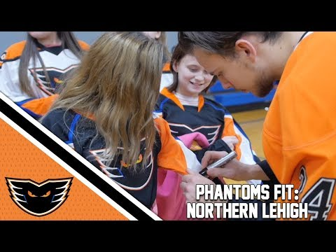2018 Phantoms Fit Program: Northern Lehigh Middle School