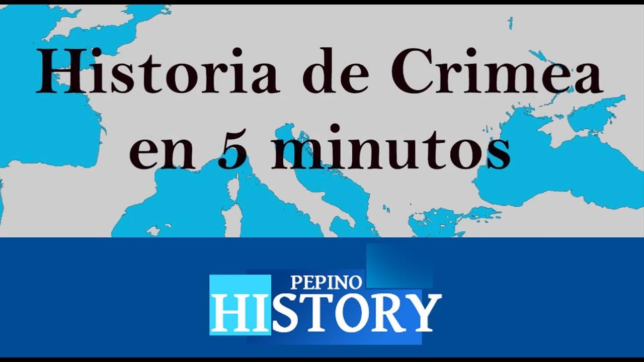 Historia de crimea en 5 minutos viyoutube for Cocinar en 5 minutos