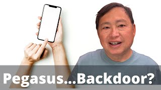 I'm Suspicious. Is there a Phone Backdoor? (Pegasus, Simjacker, SS7)