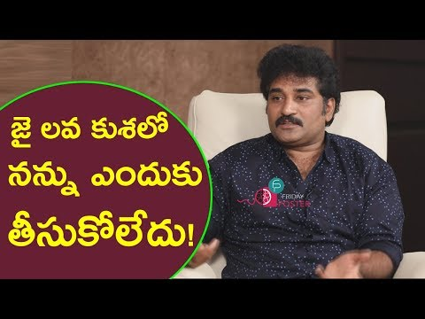 rajiv kanakala about #jailavakusa | Anchor...