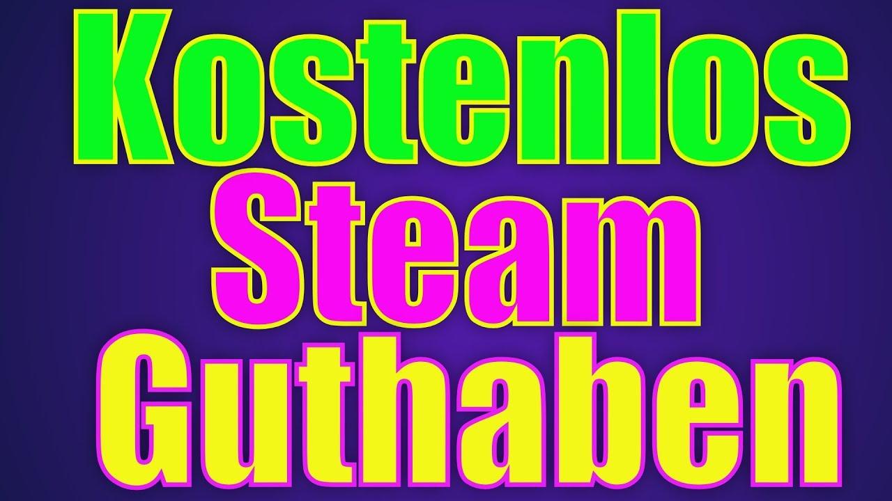 Steam Guthaben Kostenlos