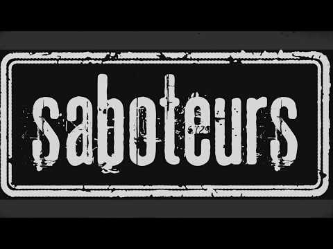 Saboteurs - Dance With The Hunted Album Trailer  #saboteurs #alternative rock #trailer